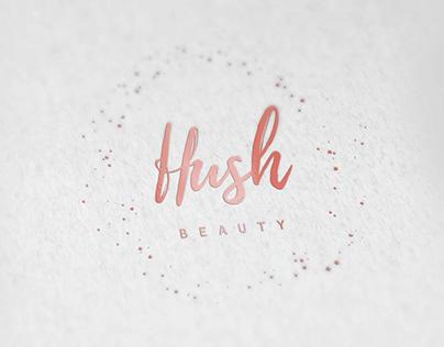Hush Beauty Branding and Website