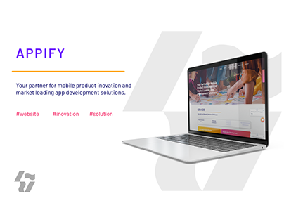Website Design - Appify Technology Delivery Agency