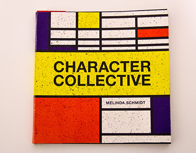 Book Design   Character collective