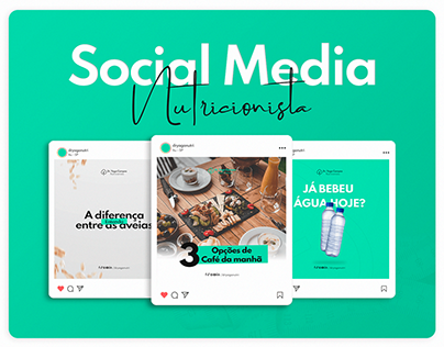 Social Media I Nutricionista