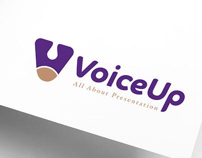 Voice Up Corporate Identity