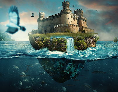 "New Manipulate""Amazing island"