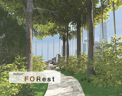 THESIS PROJECT - INDOOR FORest