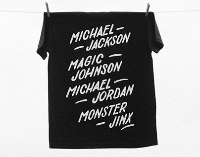 MJ/JM T-shirt