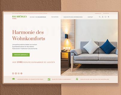 Baumbürgen - German furniture manufacturer