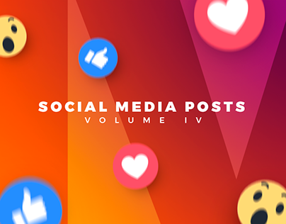 Social Media Posts Volume IV