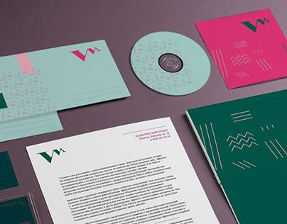 Фирменный стиль VLMD | VLMD Identity