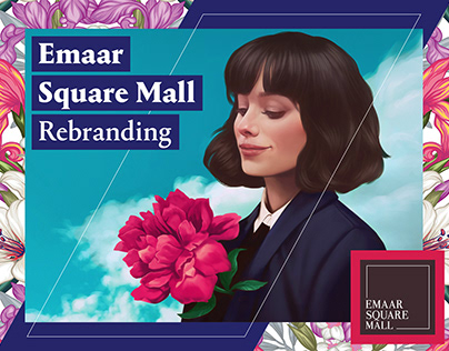 Emaar Square Mall - Rebranding