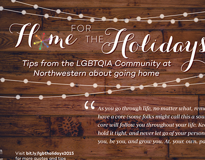 Home for the Holidays Campaign - 2015