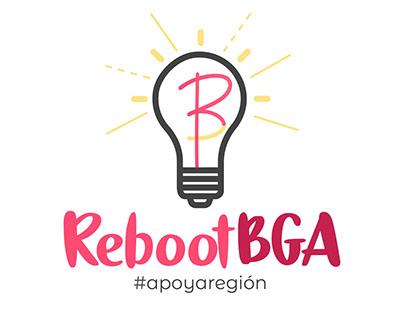 RebootBGA #apoyaregión