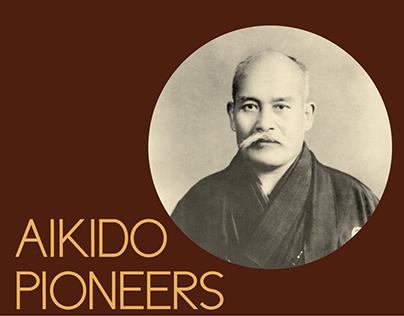 Aikido Pioneers
