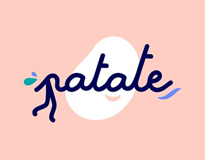 Patate - Branding & website