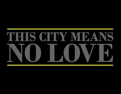This city means no love - J.Viewz (Music Video Clip)