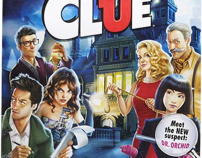 CLUE VERSIÓN COVID-19
