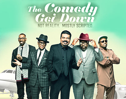 The Comedy Get Down Promo Package