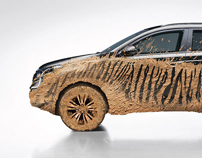 KIA Sportage / Strenght is its Nature / Print