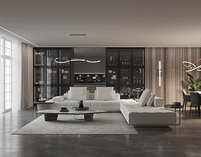 Living room (Kharkiv)