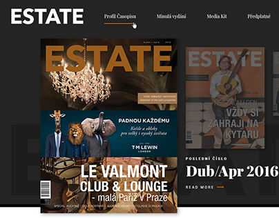 ESTATE Magazine / Primoco