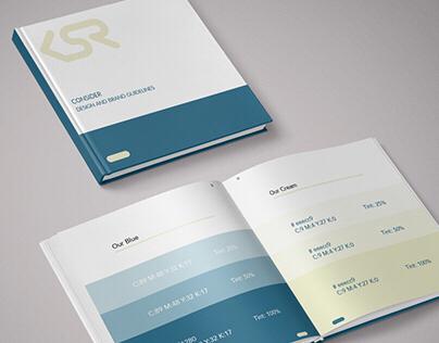 Consider (CSR) Brand logo & Manual