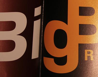 BigBand RTV Slovenia/2005 logo and anniversary design