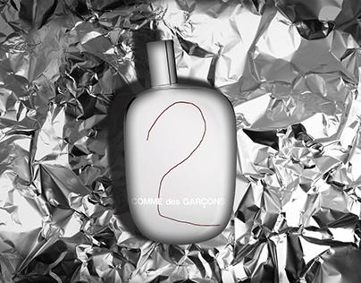 Comme des Garçons Parfums: Hearing. Sight. Taste. Touch