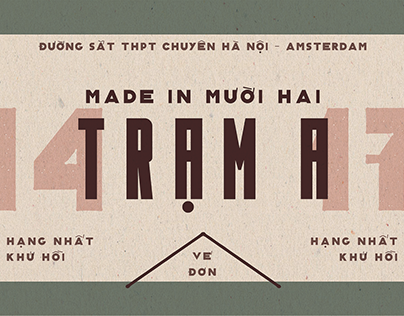 Made In 12 14-17: Trạm A