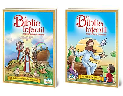 Biblia Ilustrada - Editorial Didáctica / Nehemías