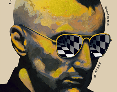 Taxi Driver - Alternative Movie Poster
