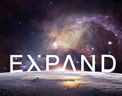 Expand – branding 2021
