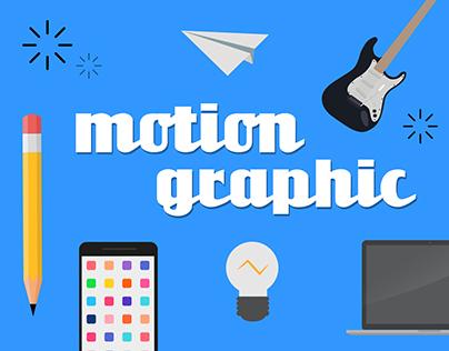 Motion Graphic | Portfolio Design