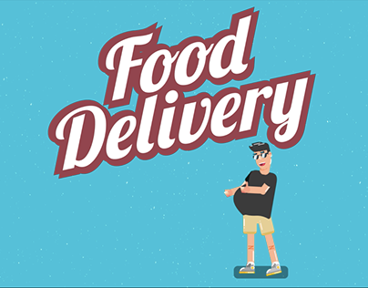 Food Delivery AD