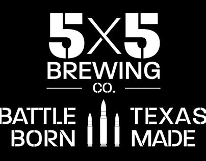 5x5 Brewing Assets