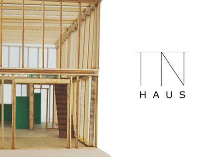 INhaus, small houses for Ecuador