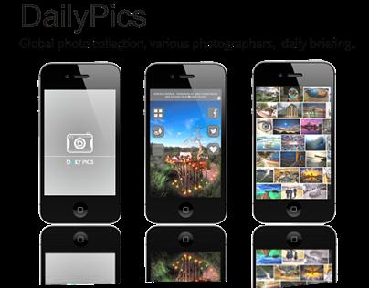 UX / UI, Branding, iOs Mobile App