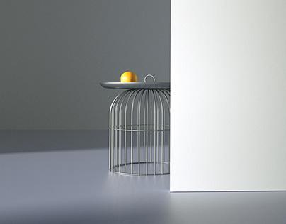 Bird cage/鸟居