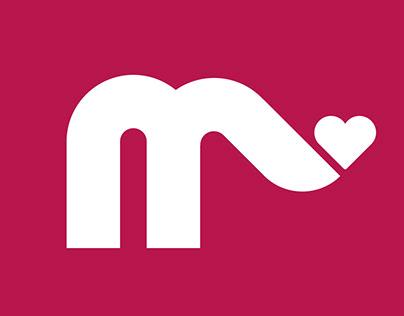 Projekt logo i etykiet dla firmy Mantra
