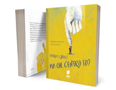 Children Book - Cover and illustrations - Buk Buk Publ