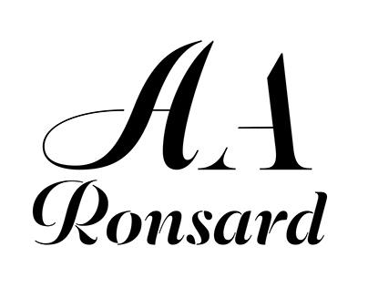 Ronsard [Type Design] (2015)
