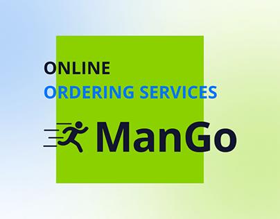 Development for Online Ordering services Mango