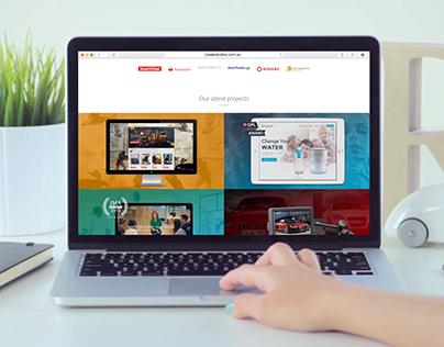 Video: Web Design Portfolio
