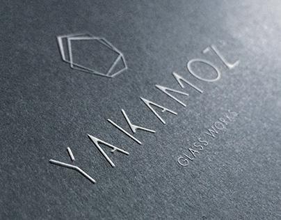 YAKAMOZ glass works / Branding