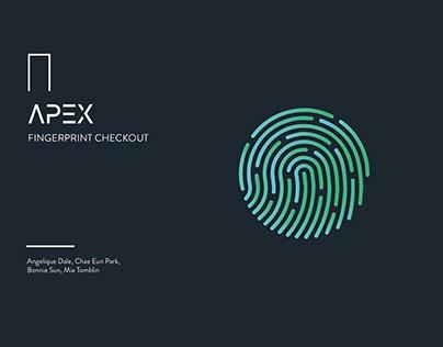APEX: Fingerprint Checkout