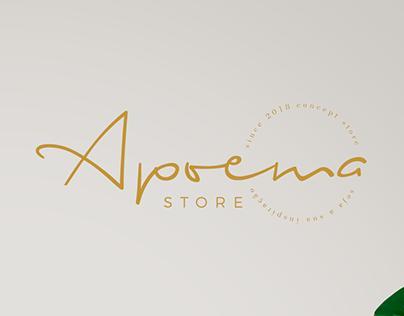 Apoema Store - Branding