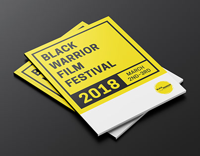 Black Warrior Film Festival 2018 Program