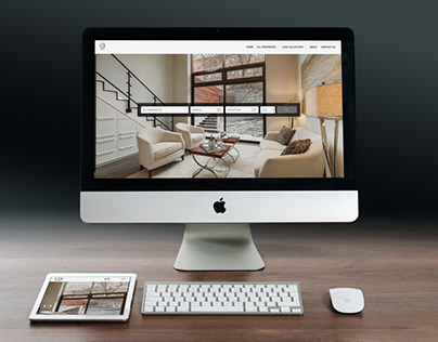 107 - Web Design - Mock Up - NoHotel - Lodgify