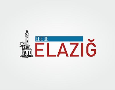 Ege'de Elazığ Logo ve Dergi Tasarımı