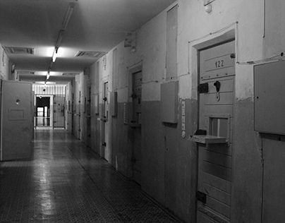 The Stasi Prison | Photography Series_01
