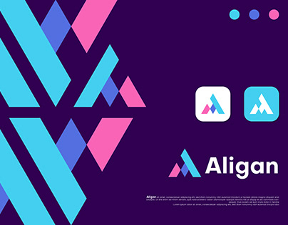 Branding Logo Design for Aligan