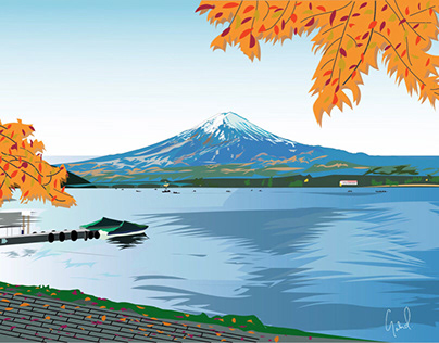 Mt. Fuji2019