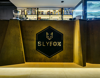 SLY FOX espresso bar